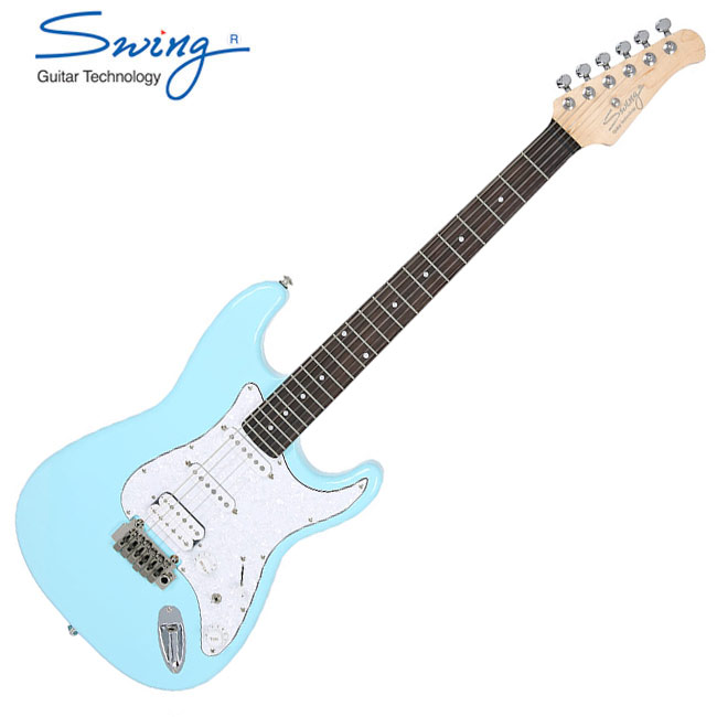 Swing NEW S-100 Plus /  Daphne Blue (Rosewood)