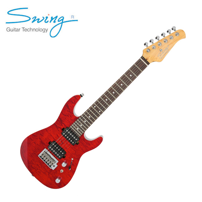 Swing Modern SE JR / Trans Red