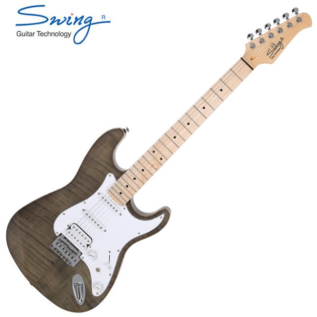 Swing S2 Plus SE (Maple) / Transparent Black