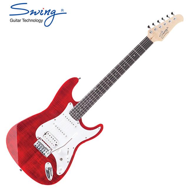 Swing S2 Plus SE / Transparent Red / 로즈우드