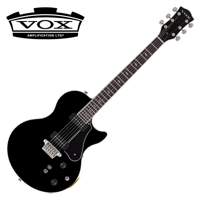 [복스기타 초특가] VOX Series SSC-55 Black (BK) / 복스 일렉트릭 기타