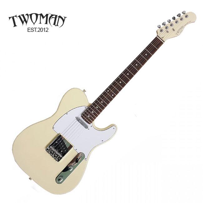 Twoman TTS-100 VWH / 투맨 텔레캐스터