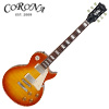 Corona CLP Premium Honey Burst Relic / 프리미엄 레스폴 일렉기타