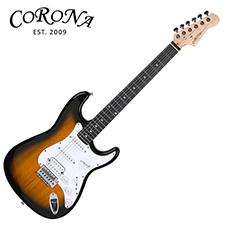 <font color=#262626>[NEW] Corona CST150(R) 2T / 코로나 입문용 일렉기타</font>