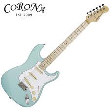 <font color=#262626>[보스이펙터 증정] Corona CST-450 Mint Green코로나 스트랫 일렉기타 / 동가격대 최고사양</font>