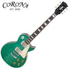 <font color=#262626>Corona CLP Premium Emerald Green / 프리미엄 레스폴 일렉기타</font>