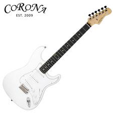 <font color=#262626>Corona CST-350 White / 코로나 일렉기타</font>