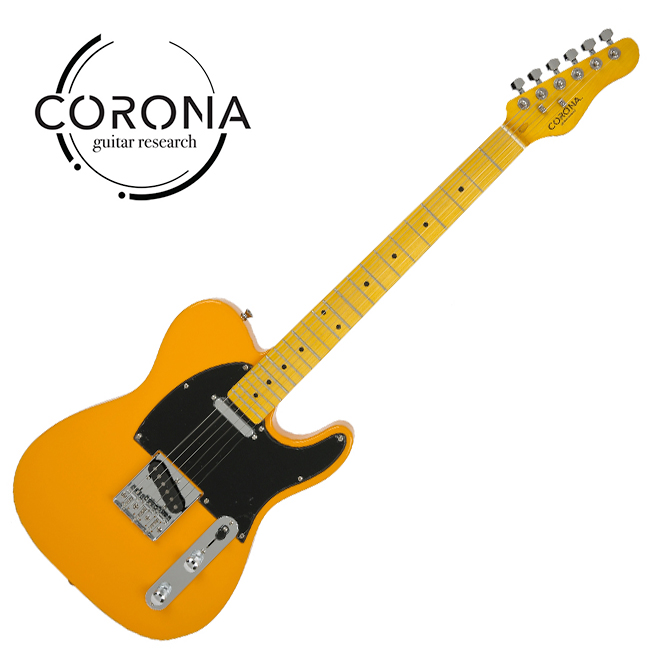 [10th New Generation]<br>Corona - Traditional Player TE / 코로나 일렉기타 Butterscotch(M)