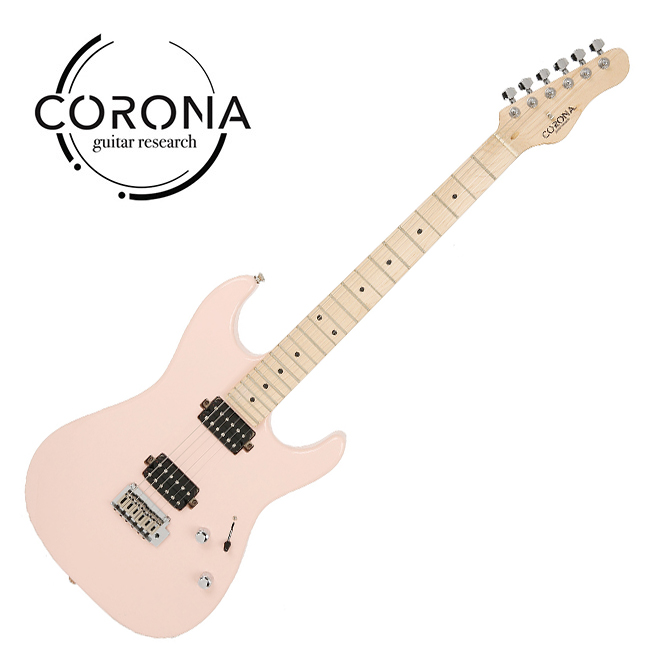 [10th New Generation]<br>Corona - Modern Standard / 코로나 일렉기타 Shell Pink (M)