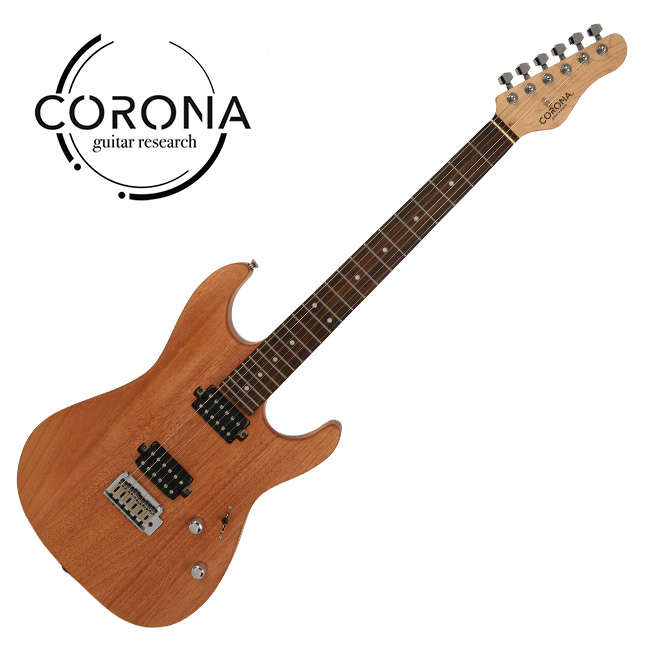 [10th New Generation]<br>Corona - Modern Standard / 코로나 일렉기타 Mahogany Satin (L)