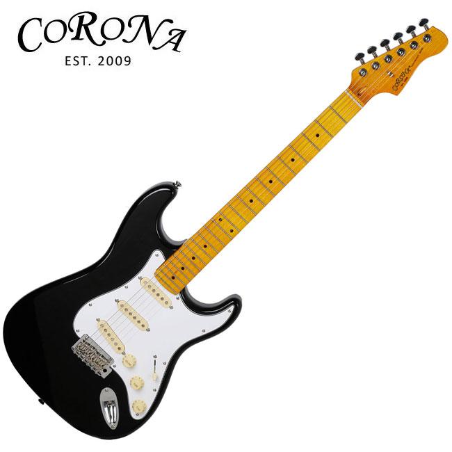 Corona CST-450 Black 코로나 스트랫 일렉기타 / 동가격대 최고사양