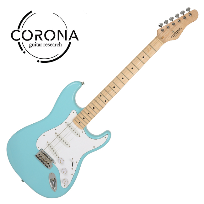 [10th New Generation]<br>Corona - Traditional Classic ST / 코로나 일렉기타 Daphne Blue (M)