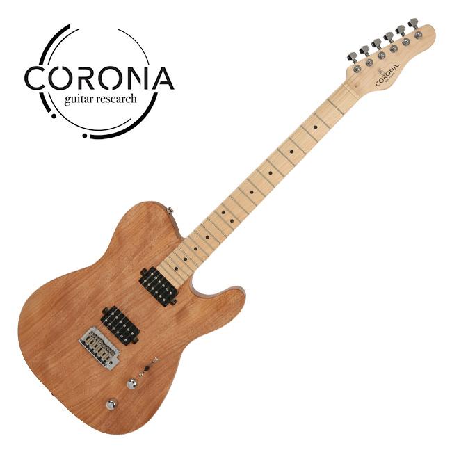 [10th New Generation]<br>Corona - Modern Standard T / 코로나 일렉기타 Mahogany Satin (Maple)