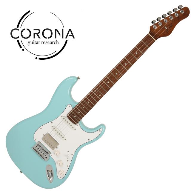 [Traditional Series]<br>Corona - Standard Plus ST / 코로나 일렉기타 (Daphne Blue)