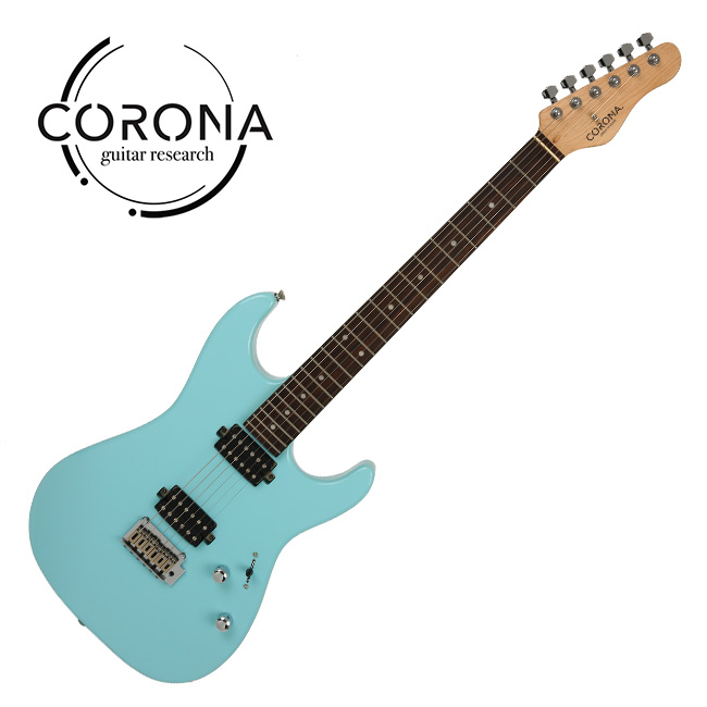 [10th New Generation]<br>Corona - Modern Standard / 코로나 일렉기타 Daphne Blue (L)