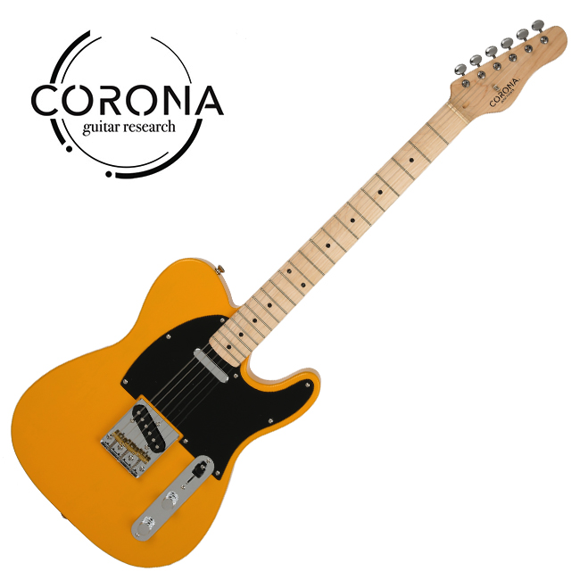 [10th New Generation]<br>Corona - Traditional Classic TE / 코로나 일렉기타 Butterscotch (M)
