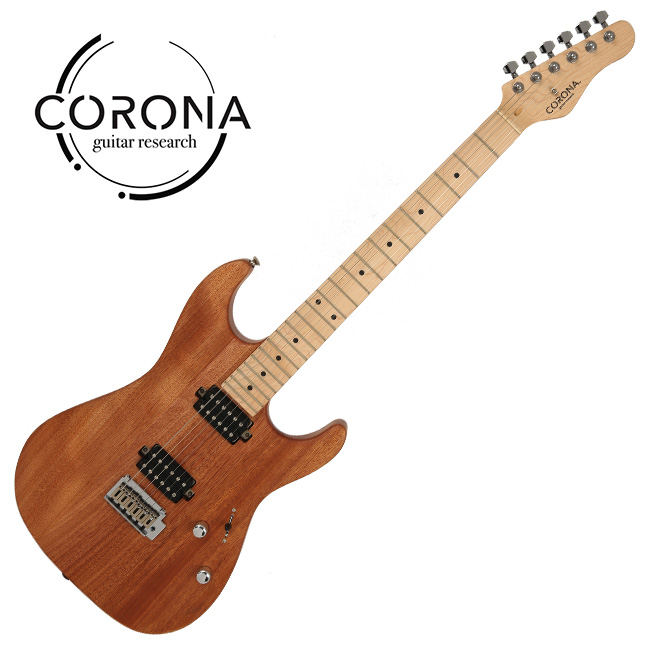 [10th New Generation]<br>Corona - Modern Standard / 코로나 일렉기타 Mahogany Satin (M)