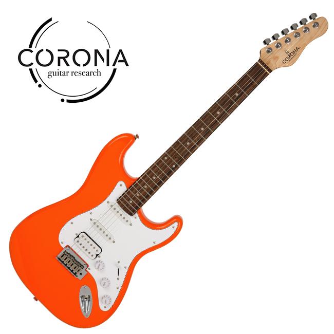 [10th New Generation]<br>Corona - Traditional Standard ST / 코로나 일렉기타 Orange (L)