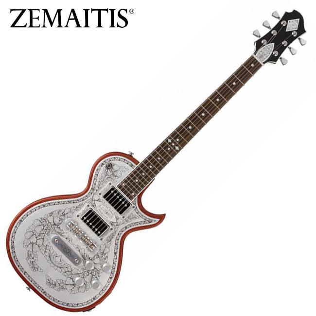Zemaitis C24MF-2 (Natural) / 제마티스 일렉기타