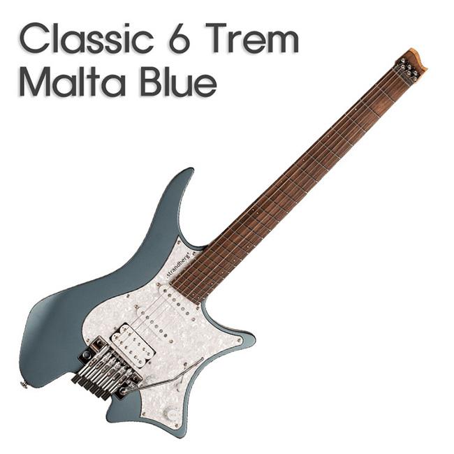 Strandberg Boden Classic 6 Malta Blue / 스트랜드버그 일렉기타