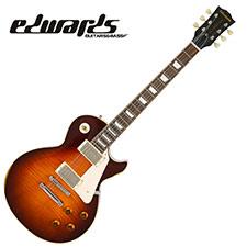 EDWARDS E-LP-135ALS RE TBS / ALL 락커피니쉬 & 레릭 레스폴 일렉기타
