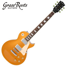 GrassRoots G-LP-60S Gold / 그래스루츠 레스폴