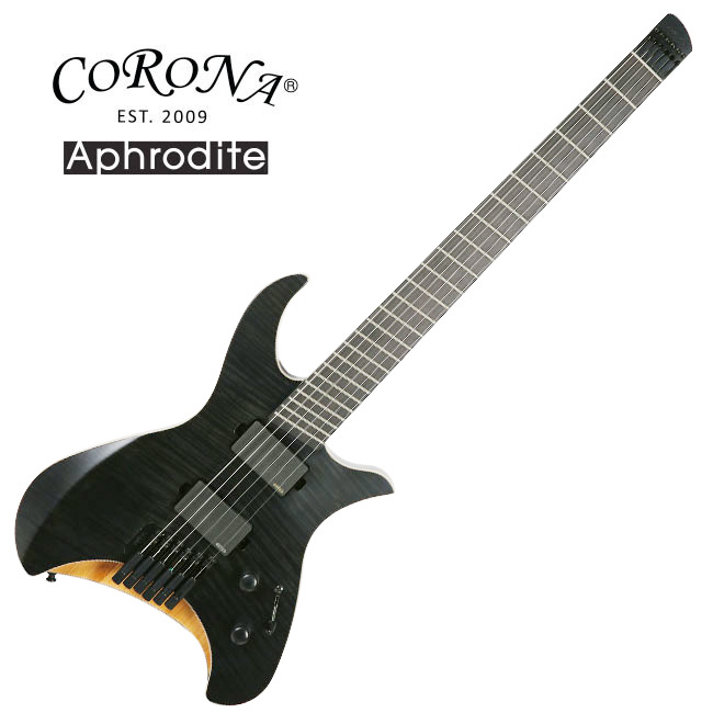 Aphrodite Headless APE-1700 / Trans Black (EMG)