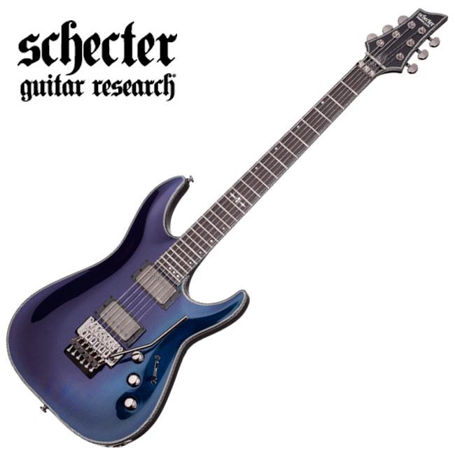 [쉑터 Pro 케이스 증정 / 소량한정]<br>Schecter - Hellraiser Hybrid C-1 FR / 쉑터 일렉기타 - Ultra Violet (UV)