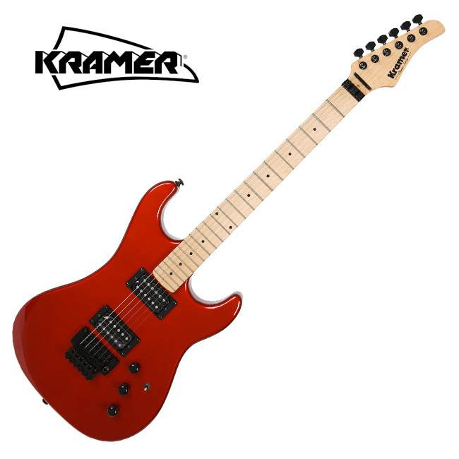 Kramer Pacer Classic Candy Red(KPC-CRBF1)