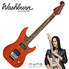 Washburn USA Customshop N4 Padauk / 누노 베텐코트 시그니처 (N4-EPNM)
