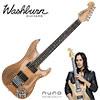 Washburn USA Customshop N4 Authentic / 누노 베텐코트 오리지널 레플리카