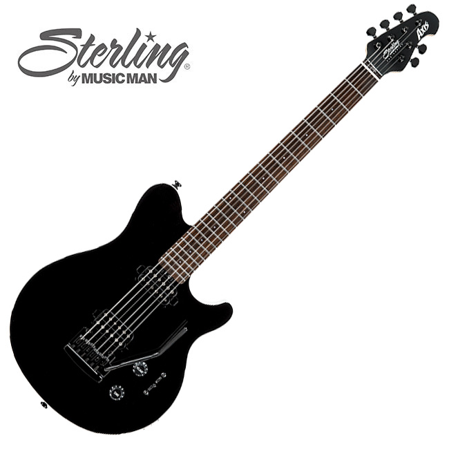 Sterling - Axis Black (AX3S)