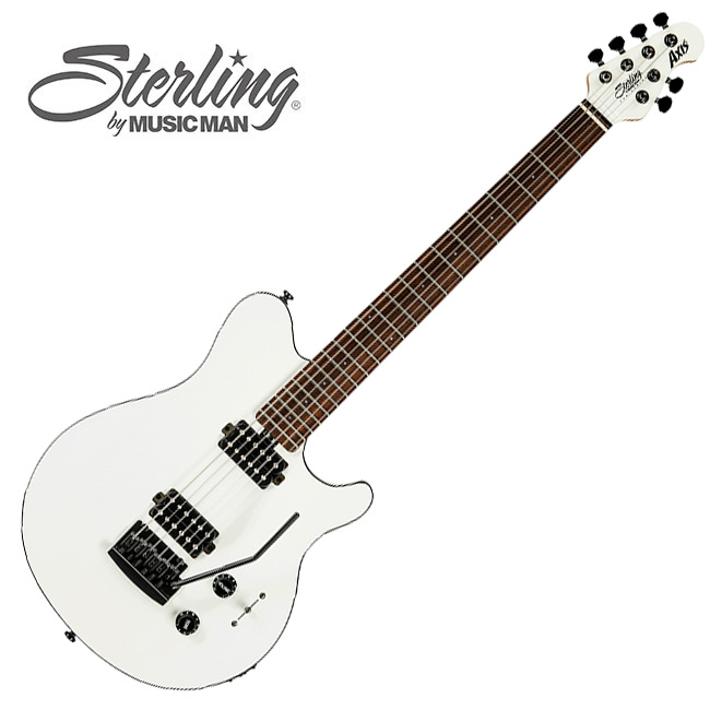 Sterling - Axis White (AX3S)