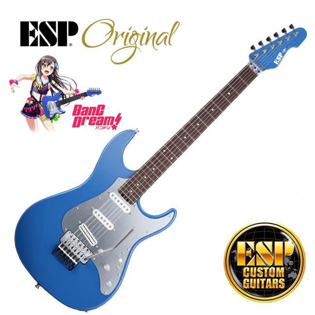 [프리오더 - ESP 콜라보레이션]<br>ESP Original - BanG Dream <br>Poppin Party SNAPPER FR Tae II