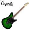 [한정생산] Carparelli Arco - Emerald Green / 카파렐리 일렉기타 캐나다 브랜드