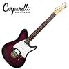 [한정생산] Carparelli Arco - Kisko Purple / 카파렐리 일렉기타 캐나다 브랜드