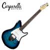 [한정생산] Carparelli Arco - Emerald Blue  / 카파렐리 일렉기타 캐나다 브랜드