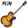Fujigen Masterfield MFA Electric Guitar (MFA-HH/JB)