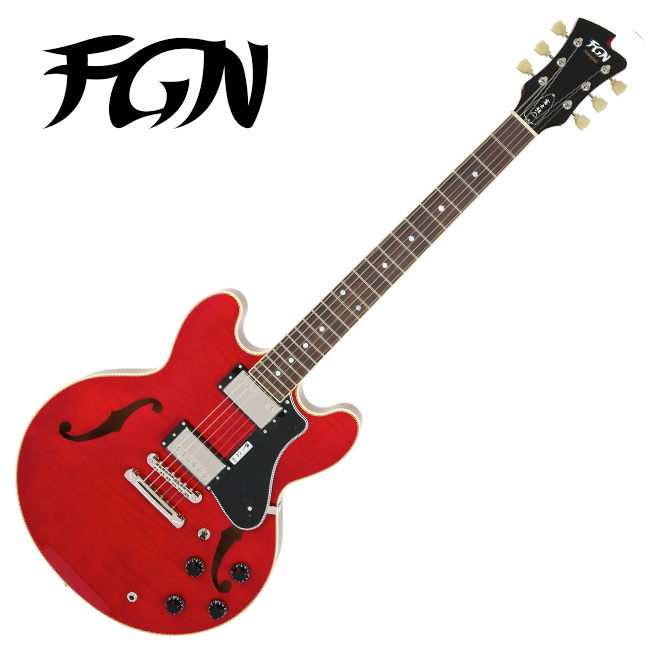Fujigen Masterfield MSA Electric Guitar (MSA-HP/CH)