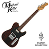 Michael Kelly - Custom Collection : 55 Mod Shop Striped Ebony (MK55MSEPSO)