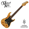 Michael Kelly - Custom Collection : Burl 60 Ultra / Natural (MK60CNBPRH)
