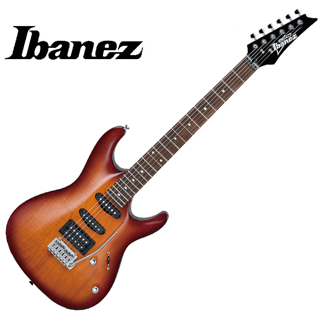 Ibanez - Gio GSA60 / 아이바네즈 일렉기타 (Brown Sunburst)