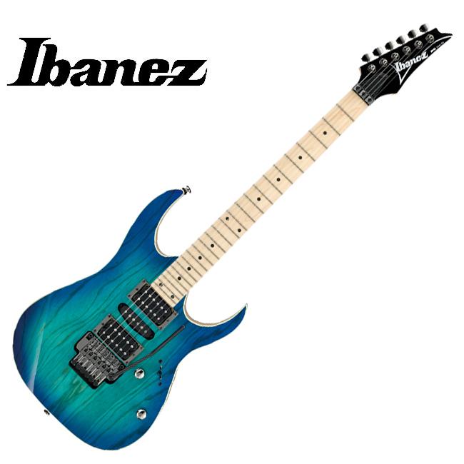 Ibanez - RG370AHMZ / 아이바네즈 일렉기타 (Blue Moon Burst)