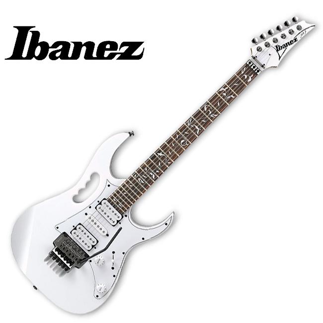 Ibanez - Steve Vai JEM-JR / 아이바네즈 스티브바이 시그니처 (White)