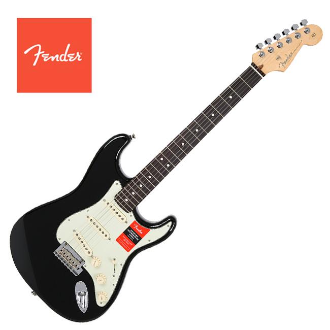 Fender American Professional Stratocaster RW BLK (0113010-706)