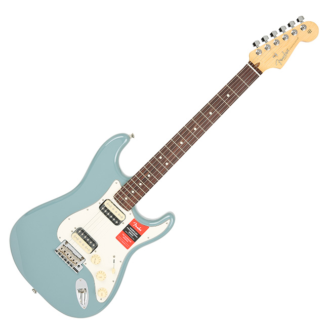 Fender American Professional Stratocaster HH Shawbucker / Sonic Gray - Rosewood (011-3050-748)