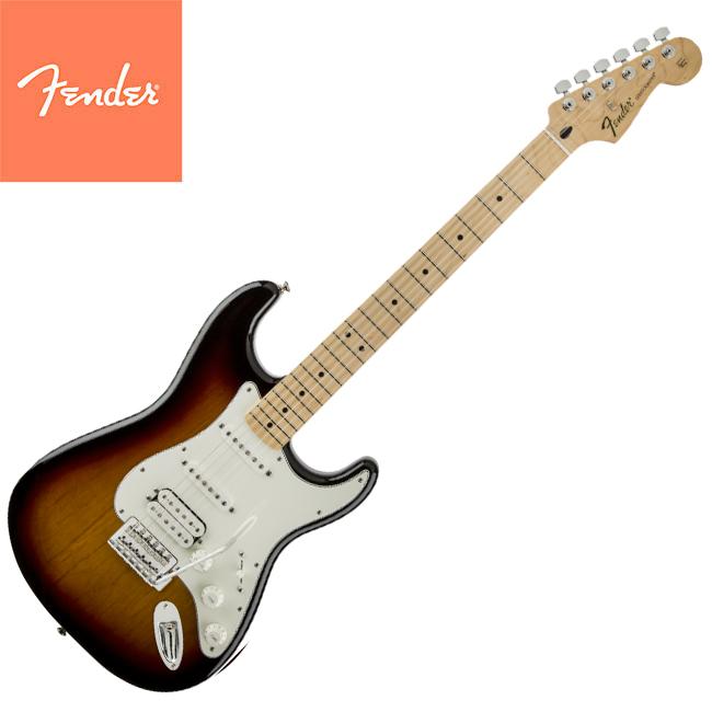 Fender Standard Stratocaster MN HSS Brown Sunburst (014-4702-532)