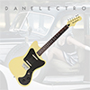 Danelectro 67 Dano Electric Guitar - Yellow