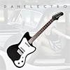 Danelectro 67 Dano Electric Guitar - Black