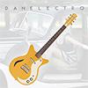 Danelectro 59M SPRUSE Electric Guitar - Buttercup